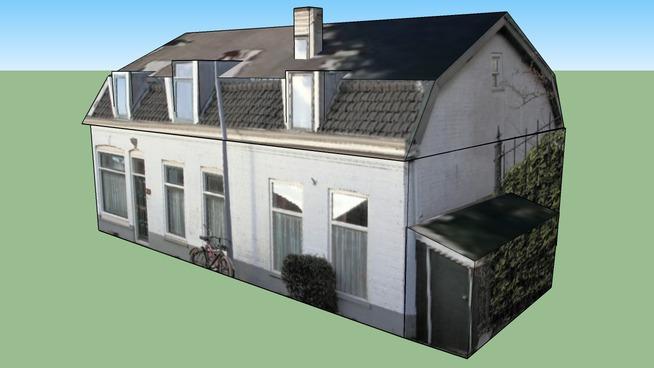 Bovenstraat 58 Rotterdam, Nederland