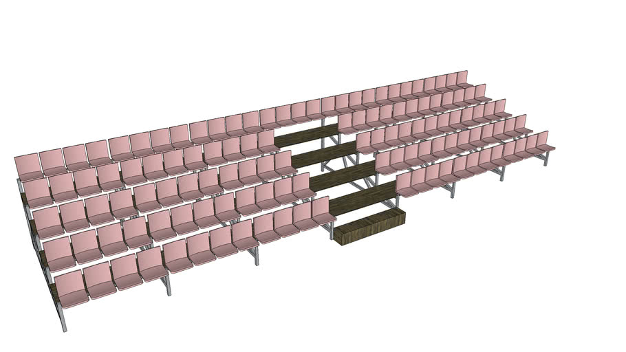 Beach Volley Seats, Stadium Seats