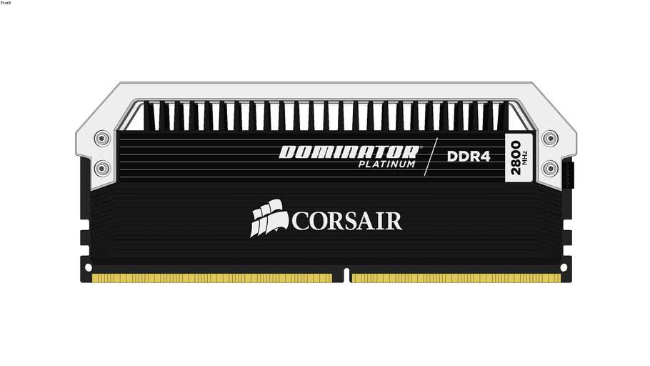 Corsair Dominator Platinum 16GB 2800MHz DDR4 Memory Module