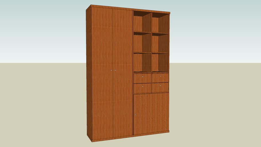 Armoire Ikea Bonde Grande Taille 3d Warehouse