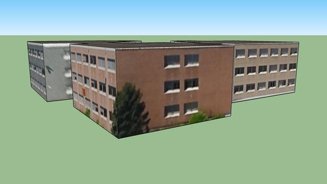 Collège Charles Senard, Caluire et Cuire