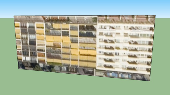 Edifício da Barcelona, Espanha
