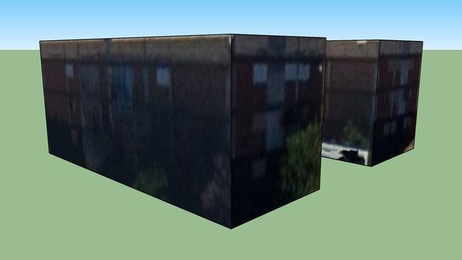 Building in Dr. Moreno 2000-2099, Las Heras, Mendoza Province, Argentina