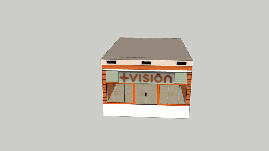 Local de +visión de Galerías Saltillo