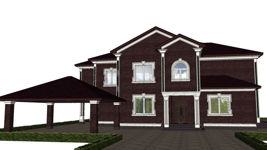 SketchUp Library of Architectural Decoration
