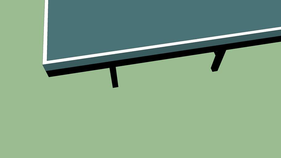 Mesa de Ping Pong Profecional Adidas