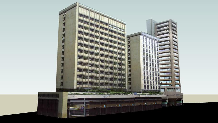 Oficinas (centro) Calle Colombia- Parque Berrío