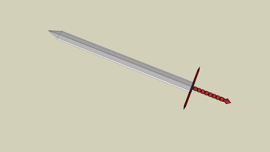 ruby set sword