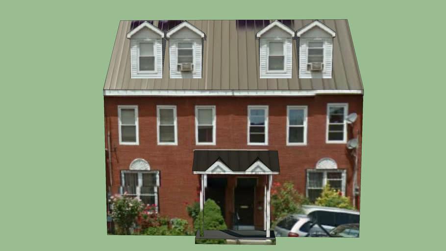548-46 Fox St. House