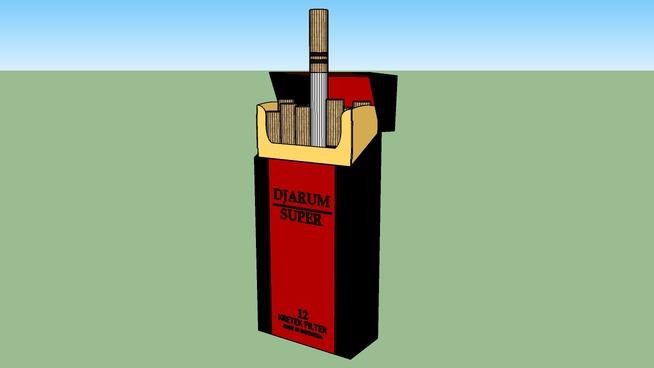 djarum super cigarette