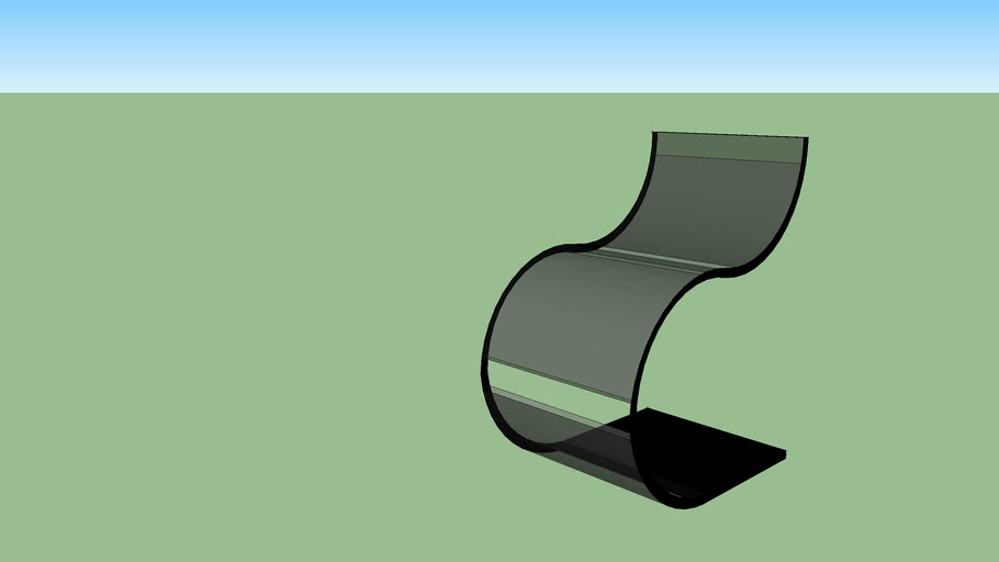 Silla Traslucida