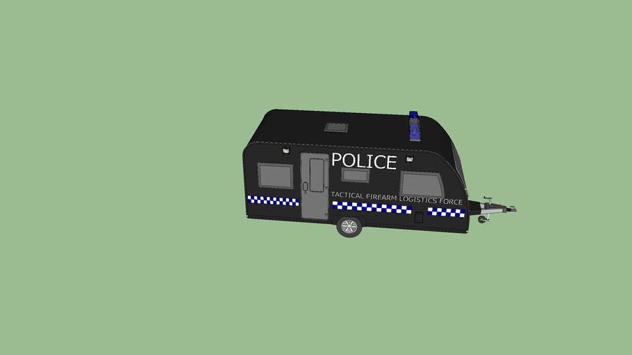 Police Campervan