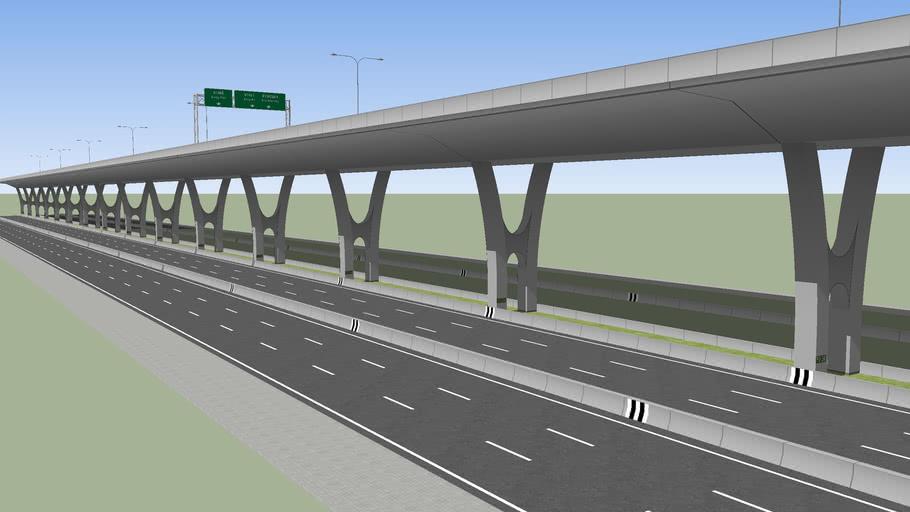 Bang Na Expressway | 3D Warehouse