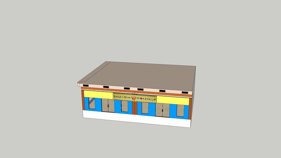 Local de Build-A-Bear Workshop de Galerías Saltillo