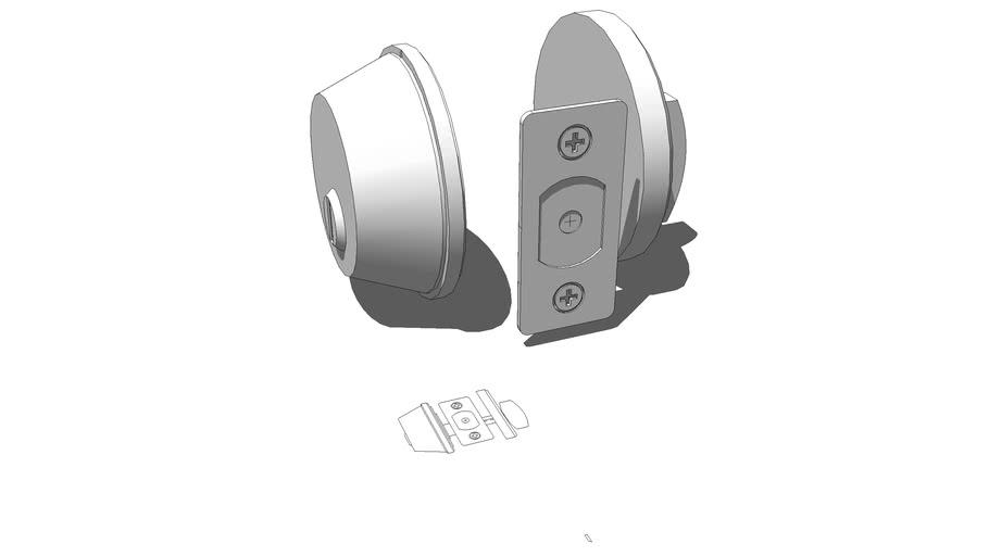 Cylinder Deadbolt Door Lock