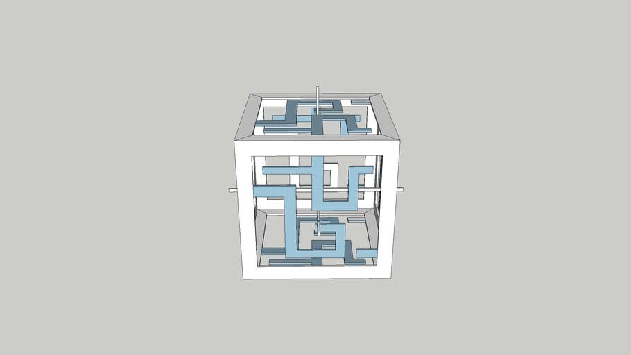 Cube ciel