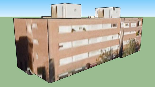 Building 3 in Seville, Spain