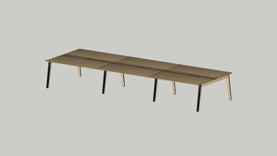ROOT working bench 4800x1625 flip