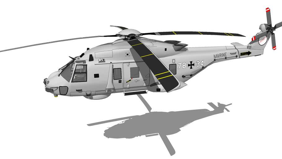 NHIndustries NH90 NFH Bundeswehr