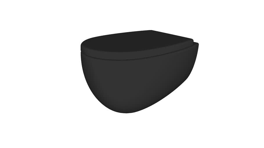 JEE-O toilet black