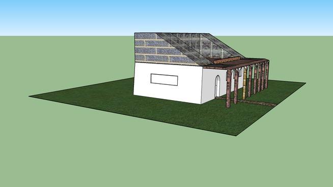 An ecological house