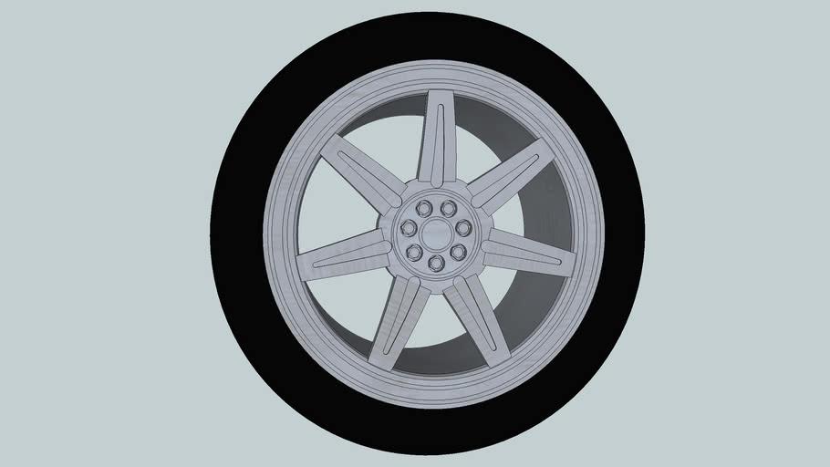 Better Car Wheel