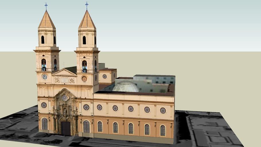 Iglesia de San Antonio (Cádiz)