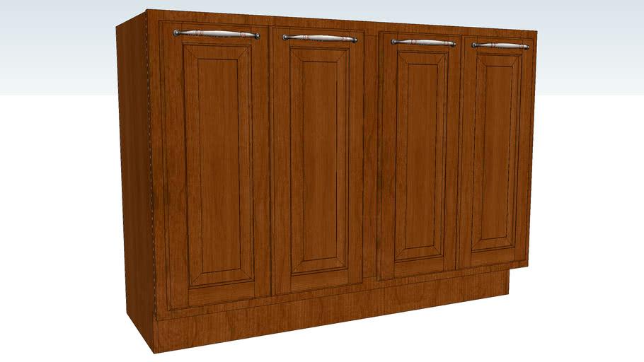 Vanity Cabinet Full-Height Door