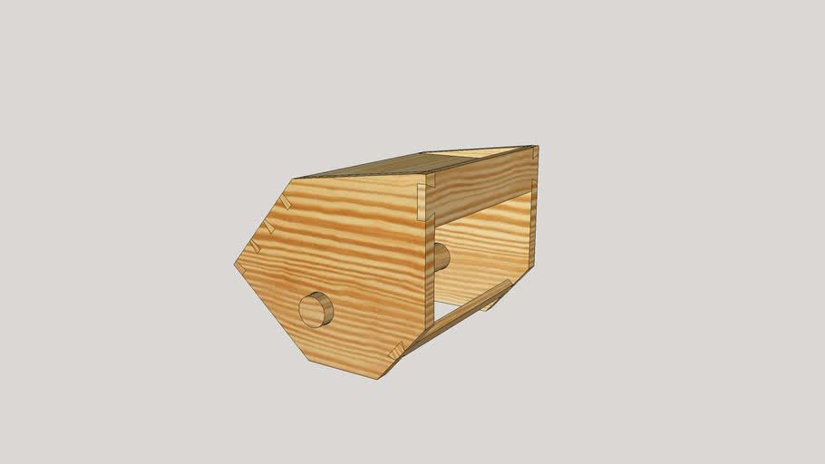 Petits objets utiles en bois | Little wooden appliances