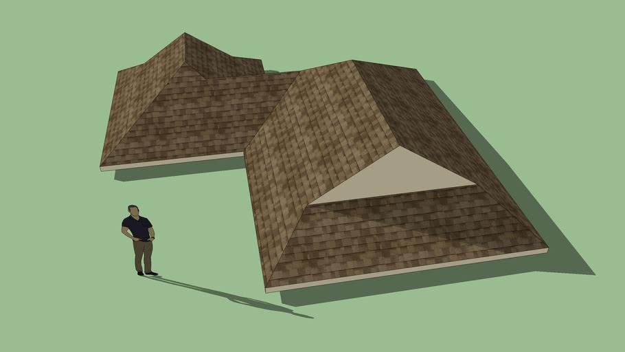 Dutch Gable Complex Roof
