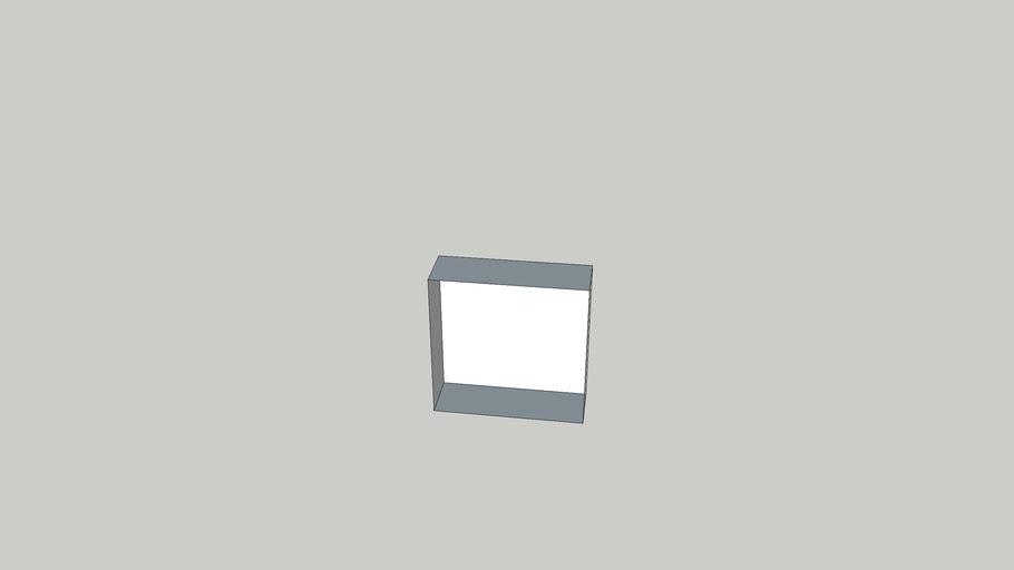 Schluter 12x12 Niche, no framing