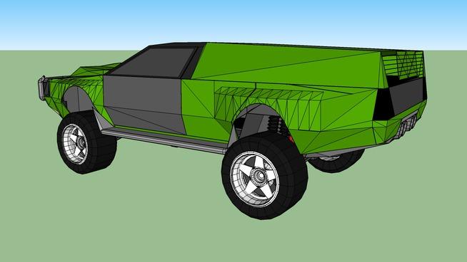 ASB Calorado SUV edition