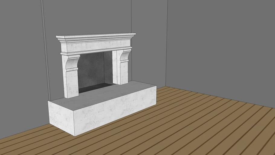Linde LTD Fireplace