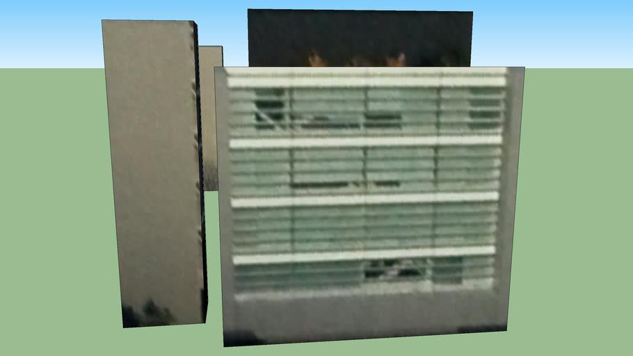 日本, 東京都江東区越中島3丁目にある建物