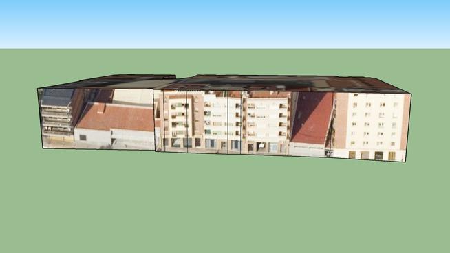 Edificio en Barcelona, España001