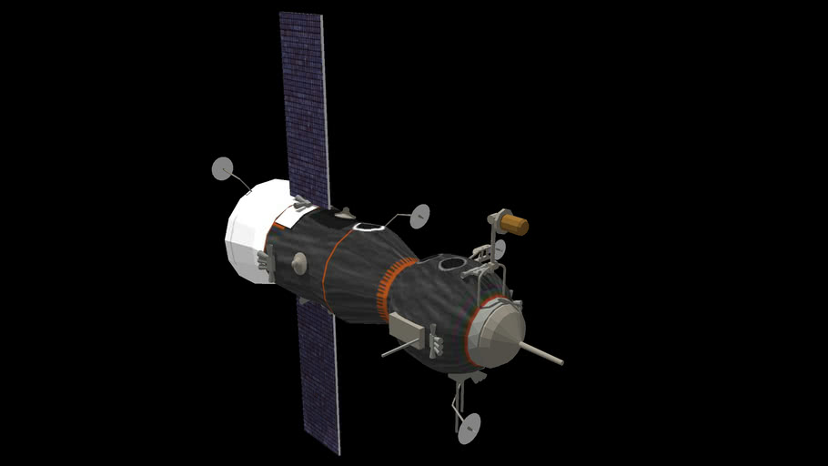 Progress-M spacecraft