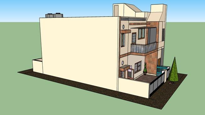Maruti Vihar 3D Residence for Google Earth