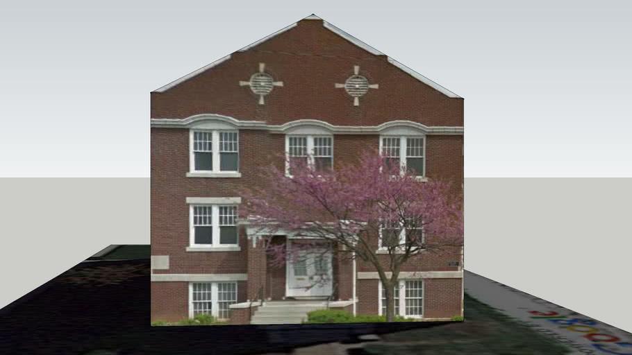 Old Benton Avenue AME Church