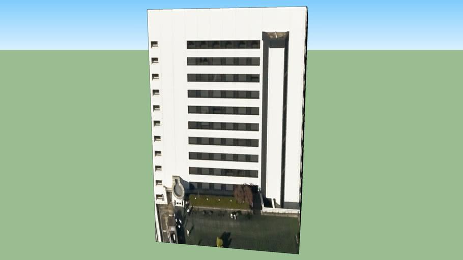 Building in 〒107-0061