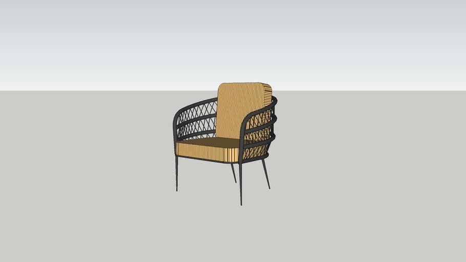 Rattan Sedia/Primus armchair
