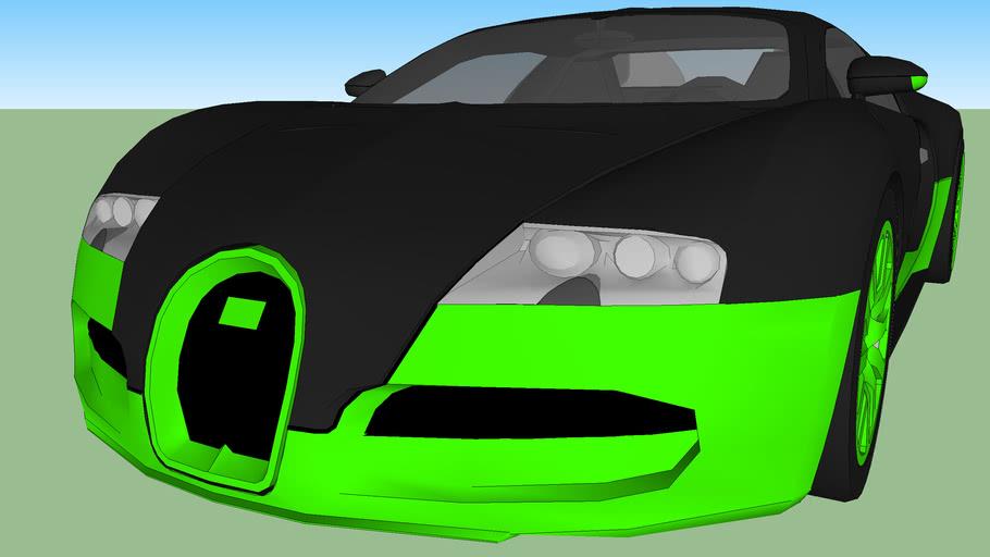 bugatti veyron super sport pimped
