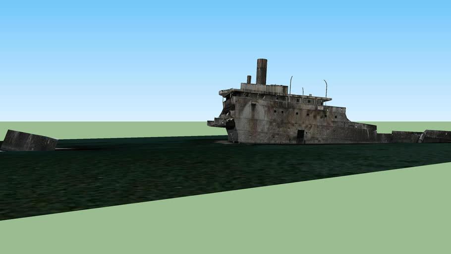 SS Francisco Morazan Shipwreck