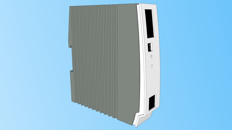 Phoenix Contact - TRIO-PS-2G/1AC/24DC/3/C2LPS - TRIO 2nd Generation PSU - 24VDC 3A (2903147)