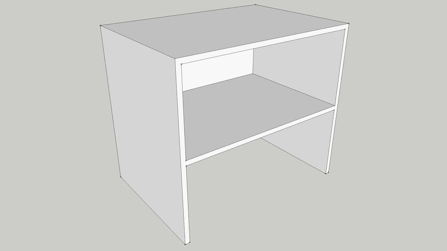 Ikea billy elemento top