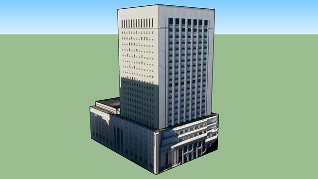 日本, 東京都千代田区にある建物 DNタワー21