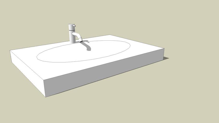 lavabo serie 500