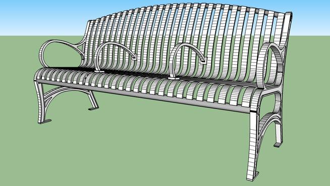 SiteScape CV1-1211 Bench