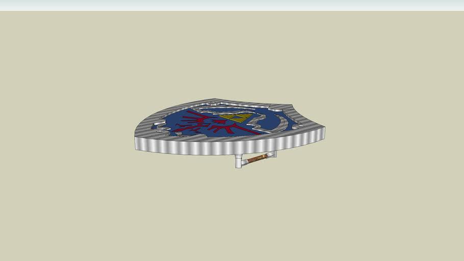 Hylian Shield( twilight Princess style)