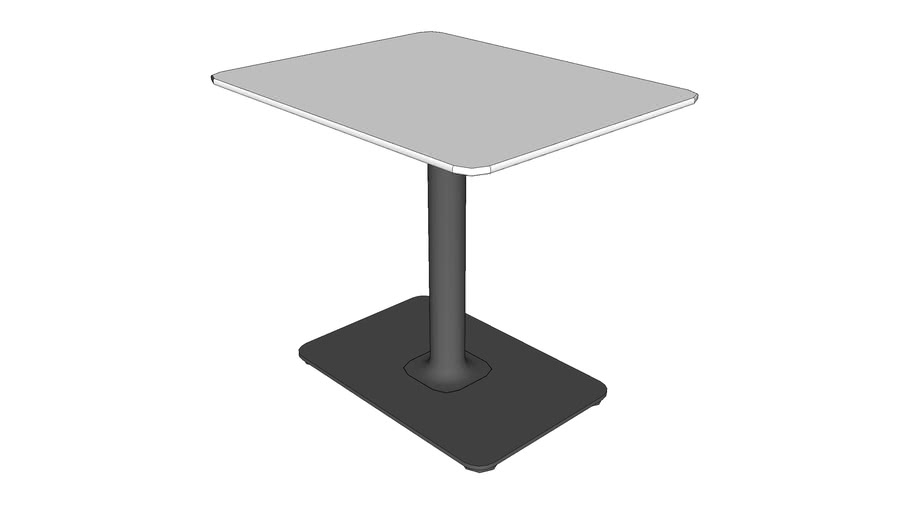 Lagunitas Laptop Table Steelcase