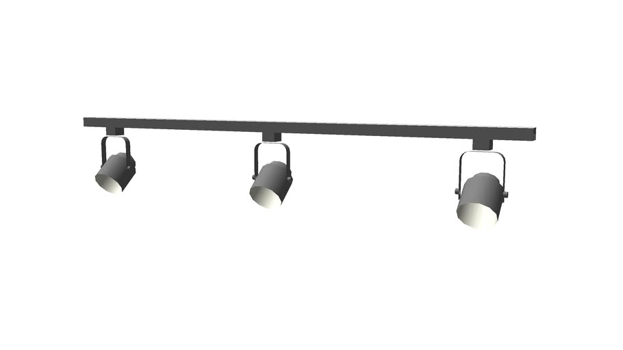 Ceiling Track Lighting 36 Inches